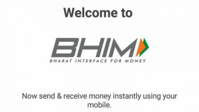 PM Narendra Modi launches UPI based mobile payment app called BHIM