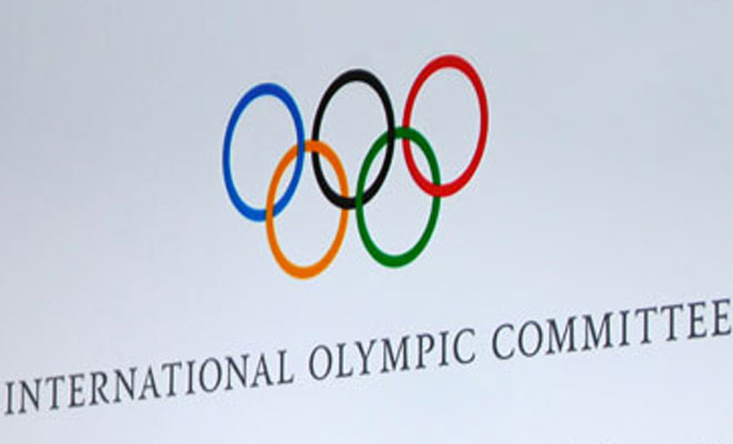 What is International Olympic Committee's (IOC) Athletes' Commission?